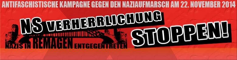 NS Verherrlichung stoppen!